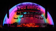 Mr Miner's review of Phish at The Hollywood Bowl on 8/5/2013 <3 <3 <3 <3 RAINBOW LIGHTS THANK YOU CK5