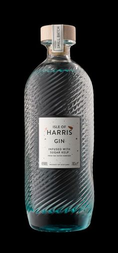 Isle of Harris Gin by Stranger & Stranger, United Kingdom PD Come and see our new website at bakedcomfortfood.com!