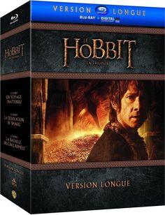 Le Hobbit - La trilogie [Version longue - Blu-ray + Copie digitale]