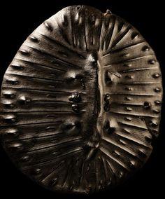 Arusi or Oromo hippo shield  69 cm
