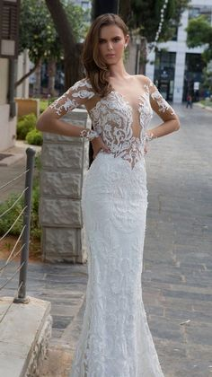 Galit Robinik 2018 Wedding Dresses - Wedding Dresses #bridalgown #weddinggown #weddingdress #bridedress