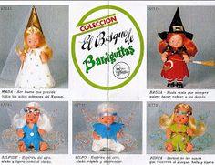 KEKAS Magazine: Los BARRIGUITAS del Bosque: el SILFO y la SÍLFIDE Retro, Paper Dolls, Nostalgia, Christmas Ornaments, Holiday Decor, Blog, Vintage, Html, Spanish