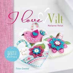 love felt creations - Buscar con Google