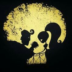 Book of Life silhouette