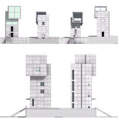 4x4 House / Tadao Ando