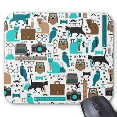 Piece of Pi Mousepad- Joanne Paynter Design