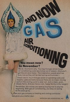 And Now Gas Air Conditioning