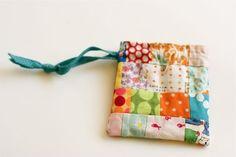 small bag. <3