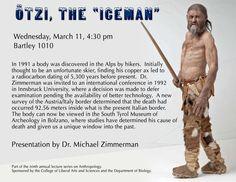 Otzi, the Ice Man