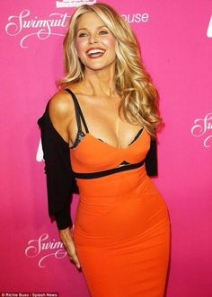 This woman is 60!!!!!!!!!! A.m.a.a.z.i.n.g  No bikini for Christie Brinkley at 60  Guys who want to date her are in their 30s and 40s.  Christie Brinkley turns the big 6-0 on Feb. 2 and she isn't dreading it. Far from it.  http://usat.ly/LshhyU   iLiveFit LIVEFIT! JOIN THE FIT REVOLUTION!