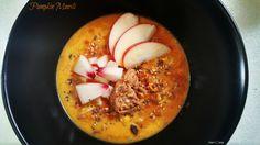 Simply delicious recipes, ideas, and DIY Muesli, Anna, Thanksgiving, Pumpkin, Yummy Food, Vegan, Halloween, Breakfast, Fall