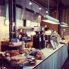 Ozone Coffee Roasters in Shoreditch: Great coffee shop just off Old Street roundabout. http://www.ozonecoffee.co.uk/