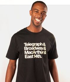 want the shirt . . . oaklandish