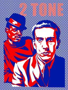 tumblr_njpqjotXPa1svpmrso2_1280.gif 792×1,045 pixels Rock Posters, Music Posters, Skinhead Reggae, Ska Music, Ska Punk, Draw Eyes, Mod Scooter, Bay City Rollers, Elvis Costello
