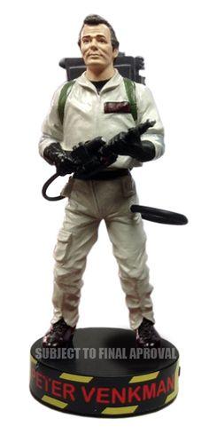 Ghostbusters Talking Premium Motion Statue: Peter Venkman
