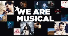 We Are Musical - Musicalfest 2017 am September im Raimund Theater (c) VBW Theater, Musical Theatre, Musicals, Have Fun, Broadway, September, My Love, Movies, Movie Posters