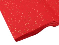 Red Golden Rain | Gold Speckled Shuen Decorative Paper $20.99 #Brushpainting #AsianArt #Chinese