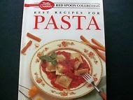 Betty Crocker's Red Spoon Collection - Pasta 1990 | Book Resque