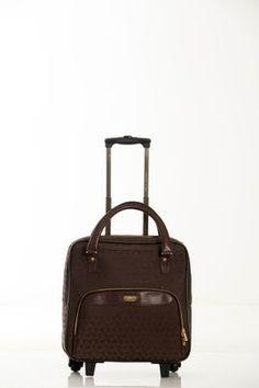 Maleta_redonda_16_pulgadas_para_mujer Fashion, Travel Packing, Suitcases, Leather, Colombia, Handbags, Accessories, Moda, Fasion