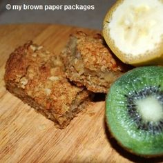 Fruit Oat Bars - easy, cheap, healthy snack - great for kids lunchboxes, on the go breakfast or a snack