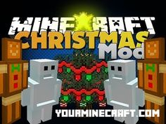 The Spirit Of Christmas Mod It's that time of the year again time for Christmas Spirit and joy. Now you can bring that same Christmas Spirit into Your Minecraft