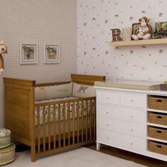 30+ Modelos de berços de Bebê: Dicas para escolher e decorar