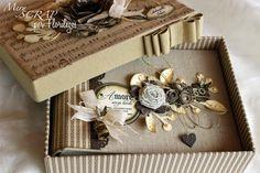 Ancora una pubblicazione su Florilèges Design Italia .  Quest'estate mi è stato commissionato un regalo speciale per festeggiare un traguard...