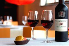 20 Best Winery Restaurants Around the World - Two Portuguese restaurants on the list | via The Daily meal 14.10.2013 | Photo: #8 Barão Fladgate Restaurant at Taylor Fladgate (Vila Nova de Gaia, Portugal)
