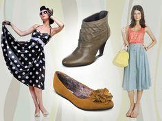 Os fashionistas se inspiraram nos anos 50 e resgataram o comprimento mimolet. Vamos conferir?