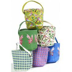 Little Pendant Canvas Bags by Marie