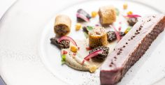 Alain Ducasse at the Dorchester |