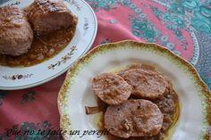 Roti de Pavo con Salsa de Manzanas y Chocolate