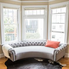 Bay Window Sofa-The Chestnut-Daybed by BayWindowSofas on Etsy