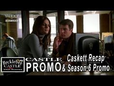 """Castle Season 6 Promo & Caskett Recap  """"Stroll Down Memory Lane"""" (HD)"""
