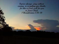 Rejoice in the Lord always; again I will say, rejoice! Philippians 4:4