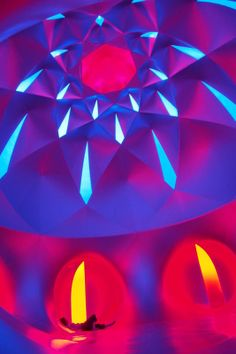 Architects of Air's beautiful 'luminaria'
