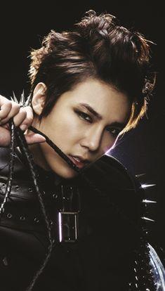 sexy charismatic Park Jung Min :)
