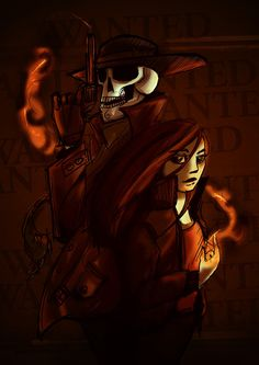 Wanted pose by NilssonE on deviantART Skulduggery Pleasant