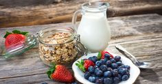 Breakfast is the first meal taken after a long night's sleep and is considered the `fuel' for going about the day's chores as well as aiding weight loss.