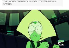 Exactly, Steven Universe, Peridot