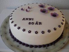 Fødselsdagskage til min mor