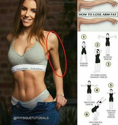 Quick Guide to Bodybuilding Workout Routines – The Best Workouts Programs More from my site German volume training plan Physical Fitness, Yoga Fitness, Fitness Tips, Fitness Motivation, Health Fitness, Fitness Exercises, Arm Fat Exercises, Balance Exercises, Lose Arm Fat