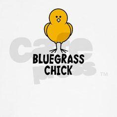 Bluegrass Chick