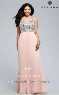 Faviana 9388 - NewYorkDress.com