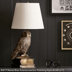 HARRY POTTER™ HEDWIG™ Lamp #pbteen