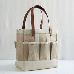 Apolis + Kinfolk Garden Tote | West Elm   $78