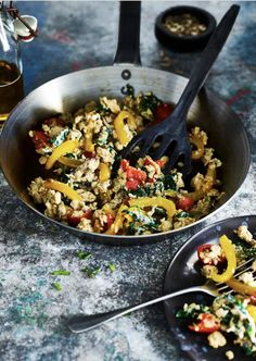 10x gezond ontbijtje - Chickslovefood I Love Food, A Food, Food And Drink, 20 Minutes, Yummy Food, Tasty, Lunches, Breakfast Recipes, Bbq