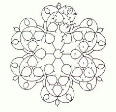 Tatting Patterns | Tatting Adventures: January 2012