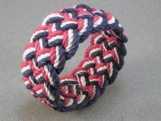 Sailors Knot Bracelet diy-how-to