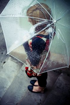 Every time it rains, it rains pennies from heaven. Don't you know each cloud contains, pennies from heaven. You'll see your fortune fall all over town. Be sure that your umbrella is up-side down. :)